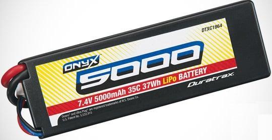 bateria lipo 5000mAh