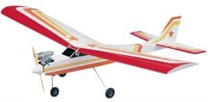 avion rc entrenador