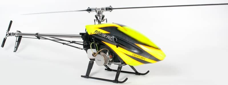 helicoptero rc gasolina