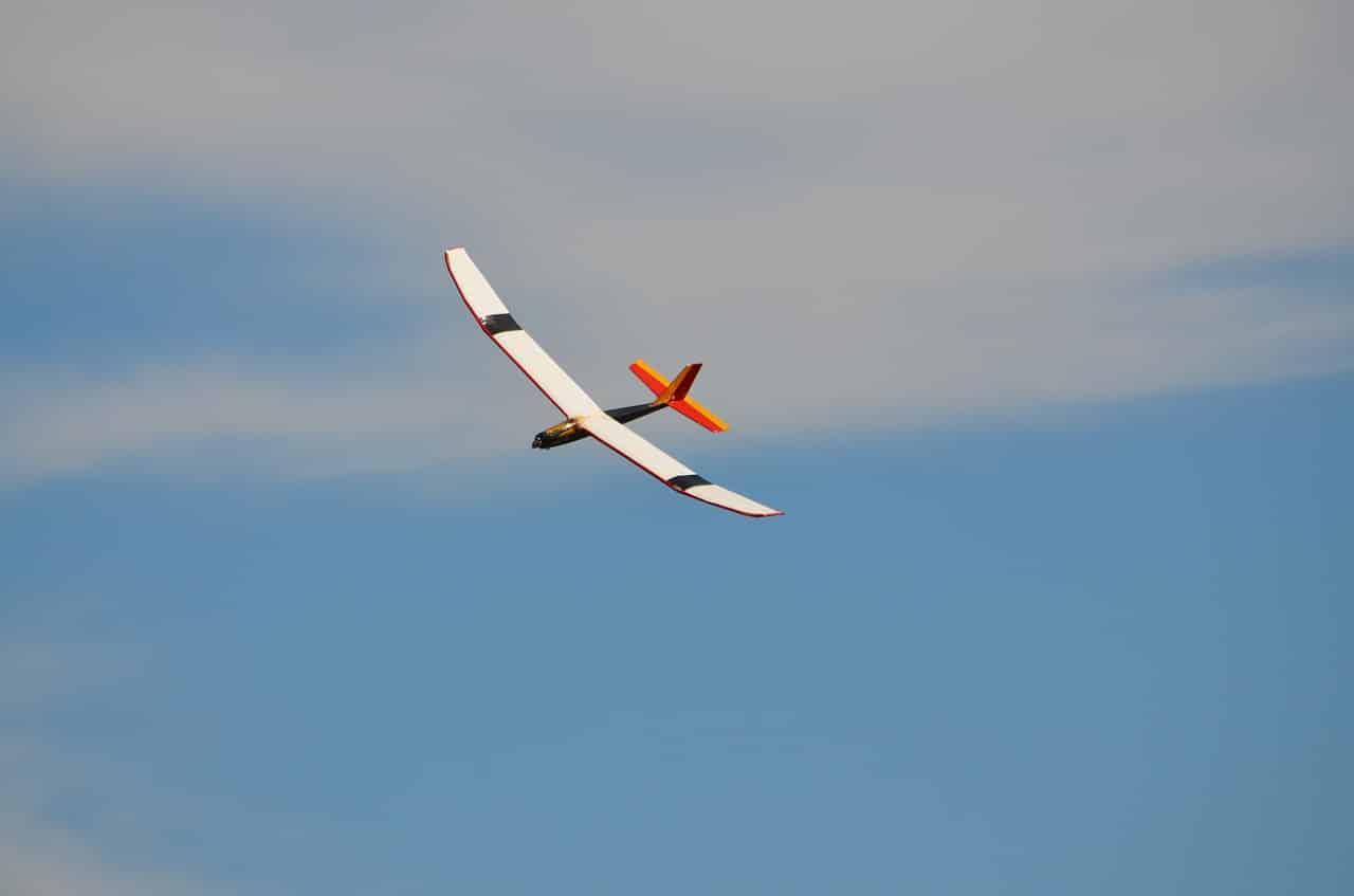 planeador avion rc