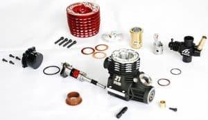 despiece motor Coches RC Nitro