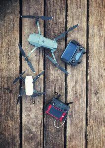 drones el corte ingles