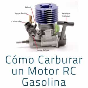 Carburar Motor nitro