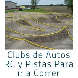 pistas rc