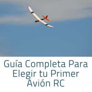 aviones rc