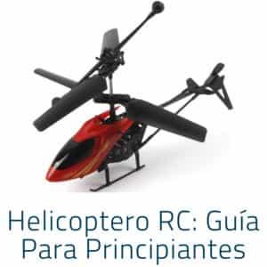 elicoptero rc