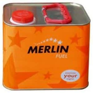 combustible rc merlin