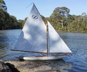 barco velero rc