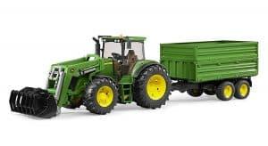 tractor teledirigido john deere