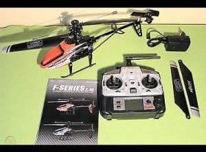 helicoptero rc segunda mano