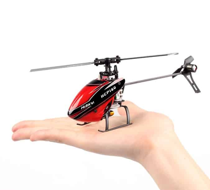 mini helicoptero rc