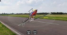 simulador helicoptero rc