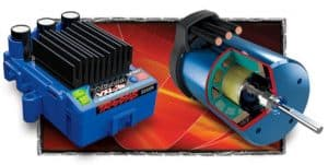 traxxas bandit motor VXL-3s