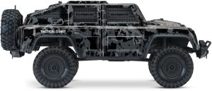 traxxas trx 4 tactical unit